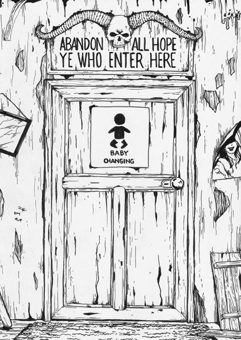 Baby Changing Rooms… of Doom.