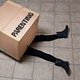 Parenting.. and a story about a box…